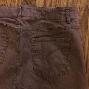 Khaki Green Pants
